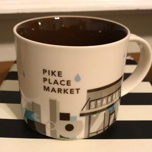 Starbucks Pike Place Mug